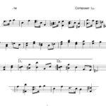 Allegretto - WoO 61 by Ludwig van Beethoven
