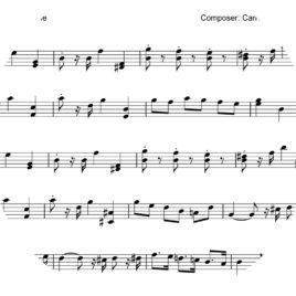 Op. 80 Nos. 1 by Carl Albert Loeschhorn